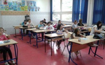 Општинско такмичење у креативном писању