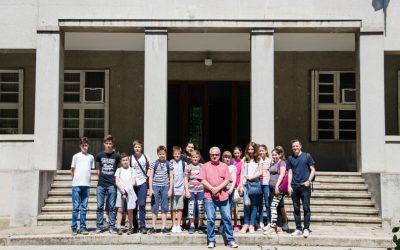 Ђаци посетили Астрономску опсерваторију